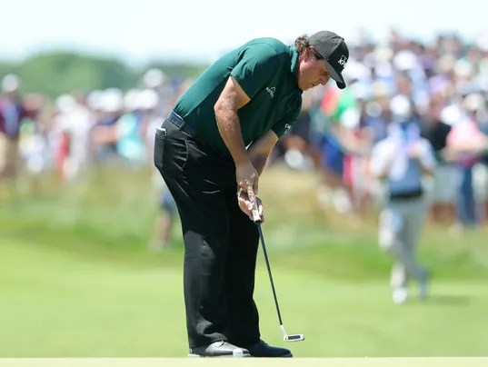 Image result for phil mickelson us open