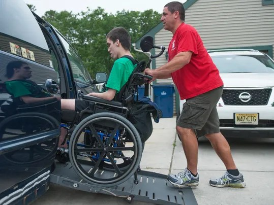 Voorhees family hopes for help with van for disabled son