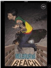 Snapchat image of a woman sitting on a sea turtle.