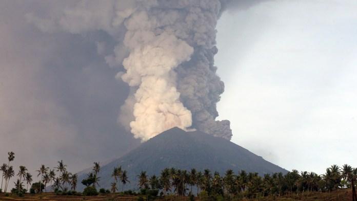 Bali Volcano Indonesia Is No Stranger To Eruptions