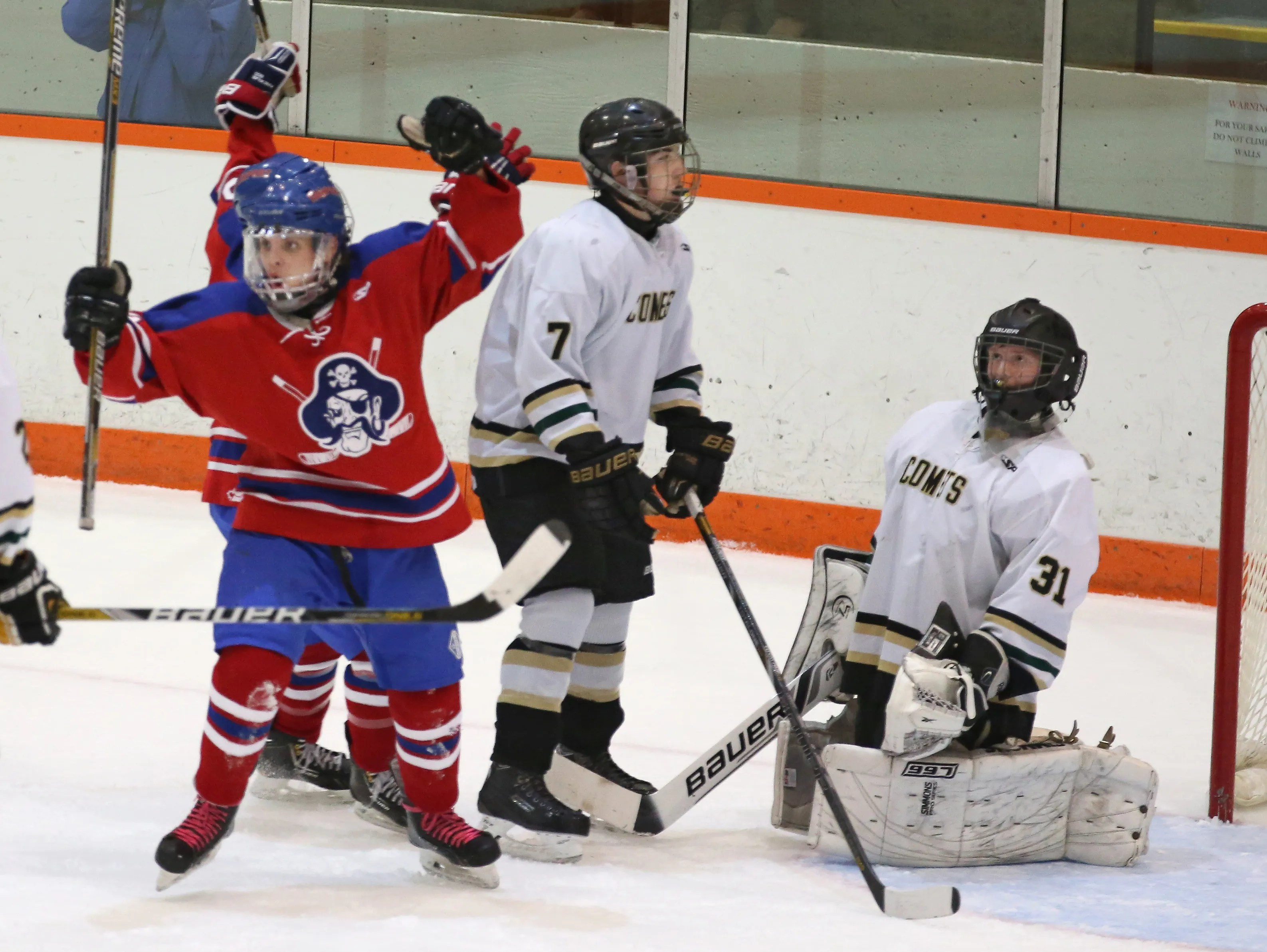 Fairport tops first Section V hockey poll | USA TODAY High ...