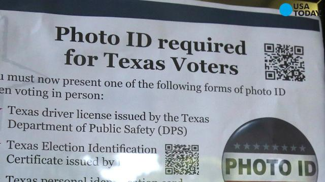 Judge: Texas voter ID law intends to discriminate