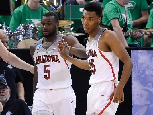 NCAA Basketball: NCAA Tournament-First Round-Arizona vs North Dakota