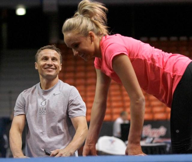 Valeri Liukin Nastia Liukin Gymnastics