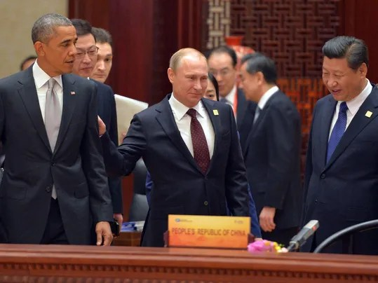 Image result for obama and china