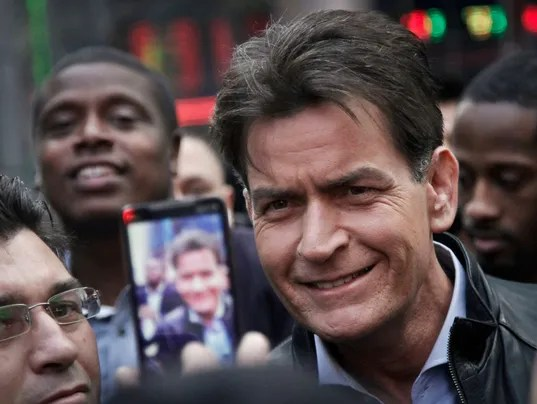 AP TV-CHARLIE SHEEN-TODAY A FILE ENT USA NY