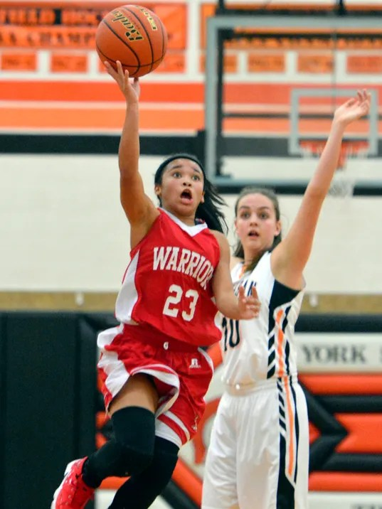 PHOTOS: York Suburban vs Susquehannock girls' basketball