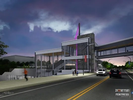 Appleton's exhibition center design approved