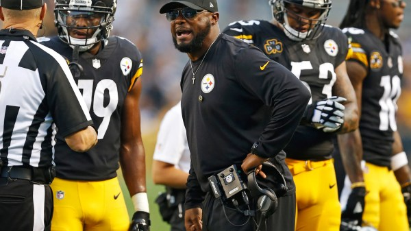 Latest from NFL: Boswell scores final 15 points for Steelers
