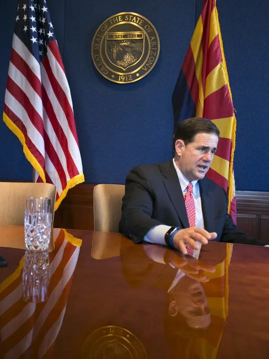 Ducey touts hundreds of regulations repealed, changed ...