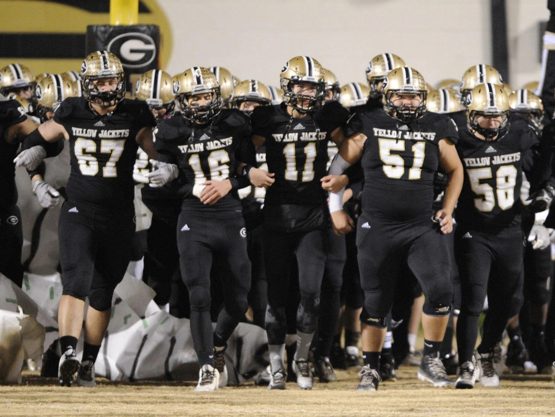 Greer High To Receive Practice Jerseys From Panthers Usa Today