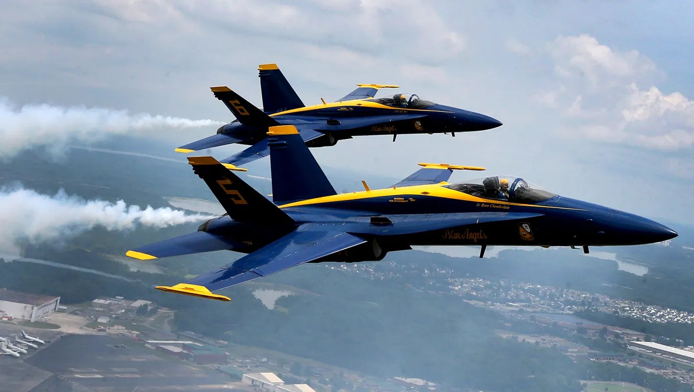 Blue Angels schedule: A look at the 2018 schedule, return ...