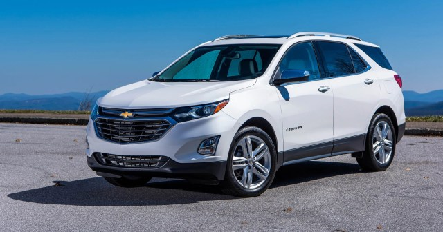 Image result for Chevrolet Equinox 2018
