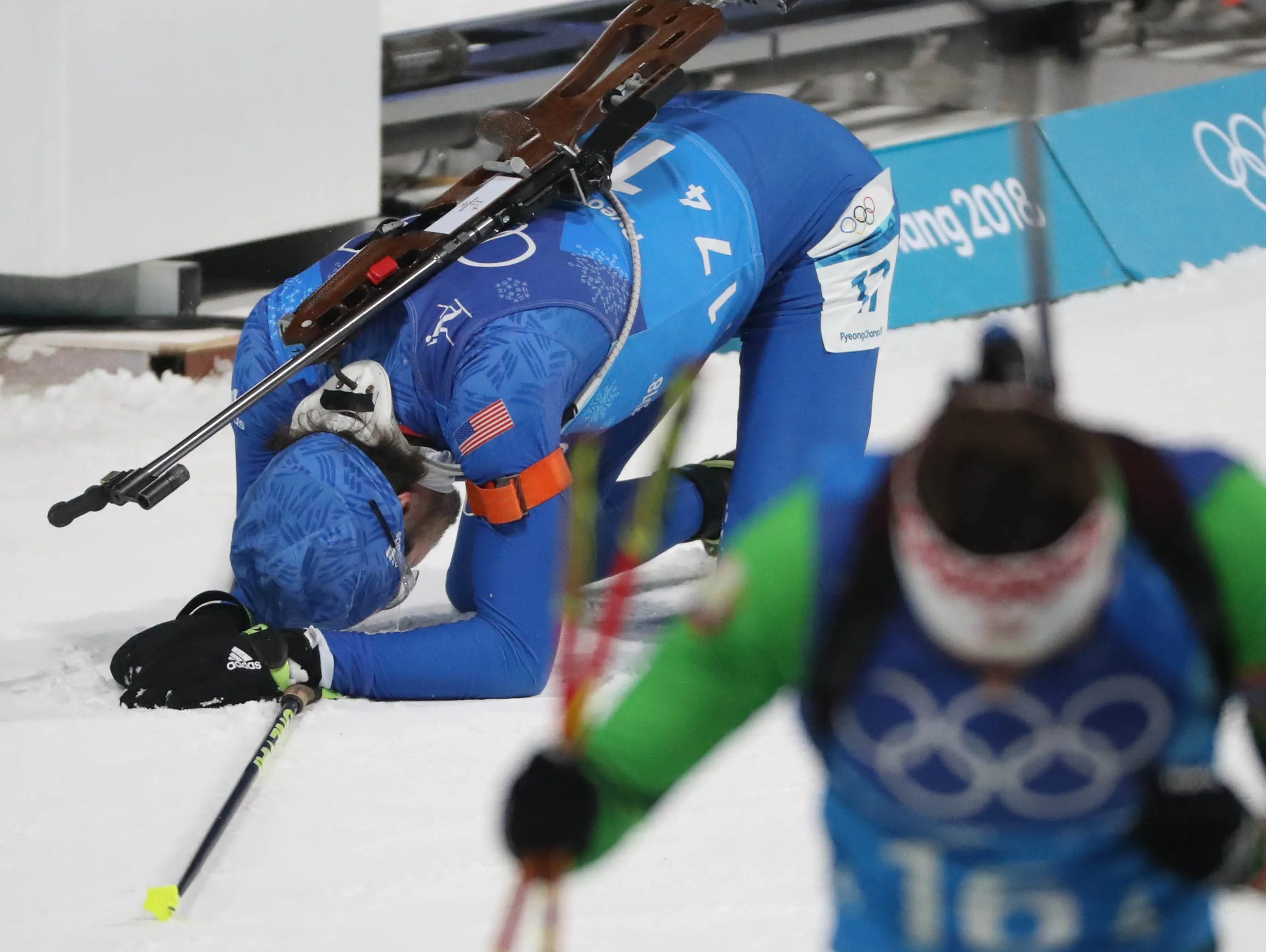 Best images from Friday at Winter Olympics