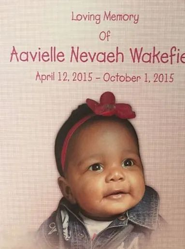 Funeral services for Aavielle Wakefield were held at