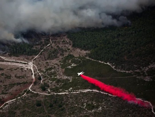 Golden Gate Estates fire grows fast to 4,800 acres ...