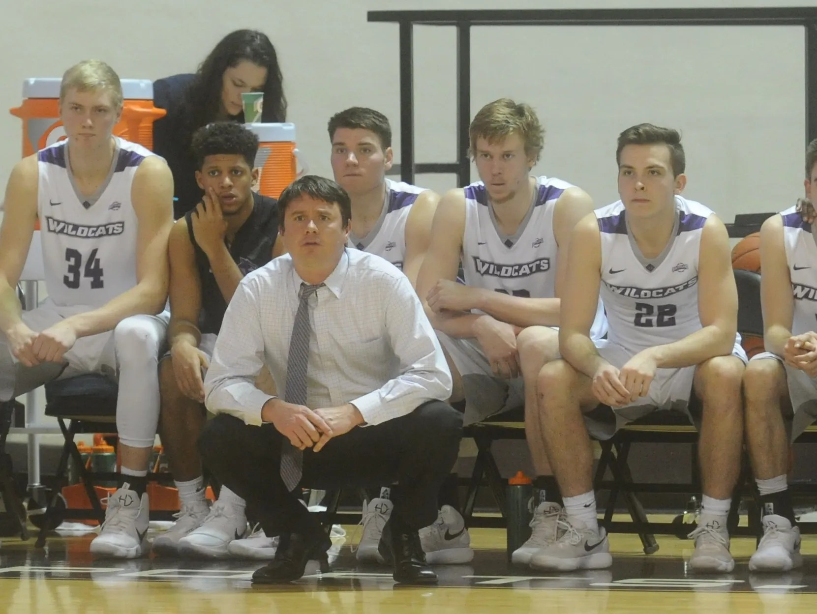 Patience pays off for Golding, ACU men's basketball team