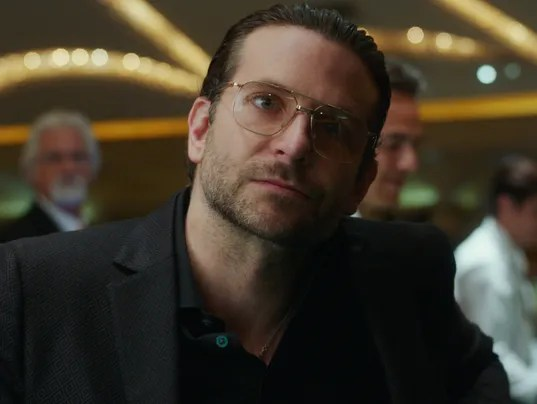 Bradley Cooper as Bono's Evil Twin