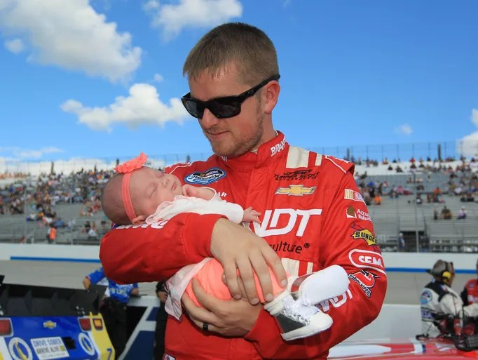 Kasey Kahne Girlfriend And Son
