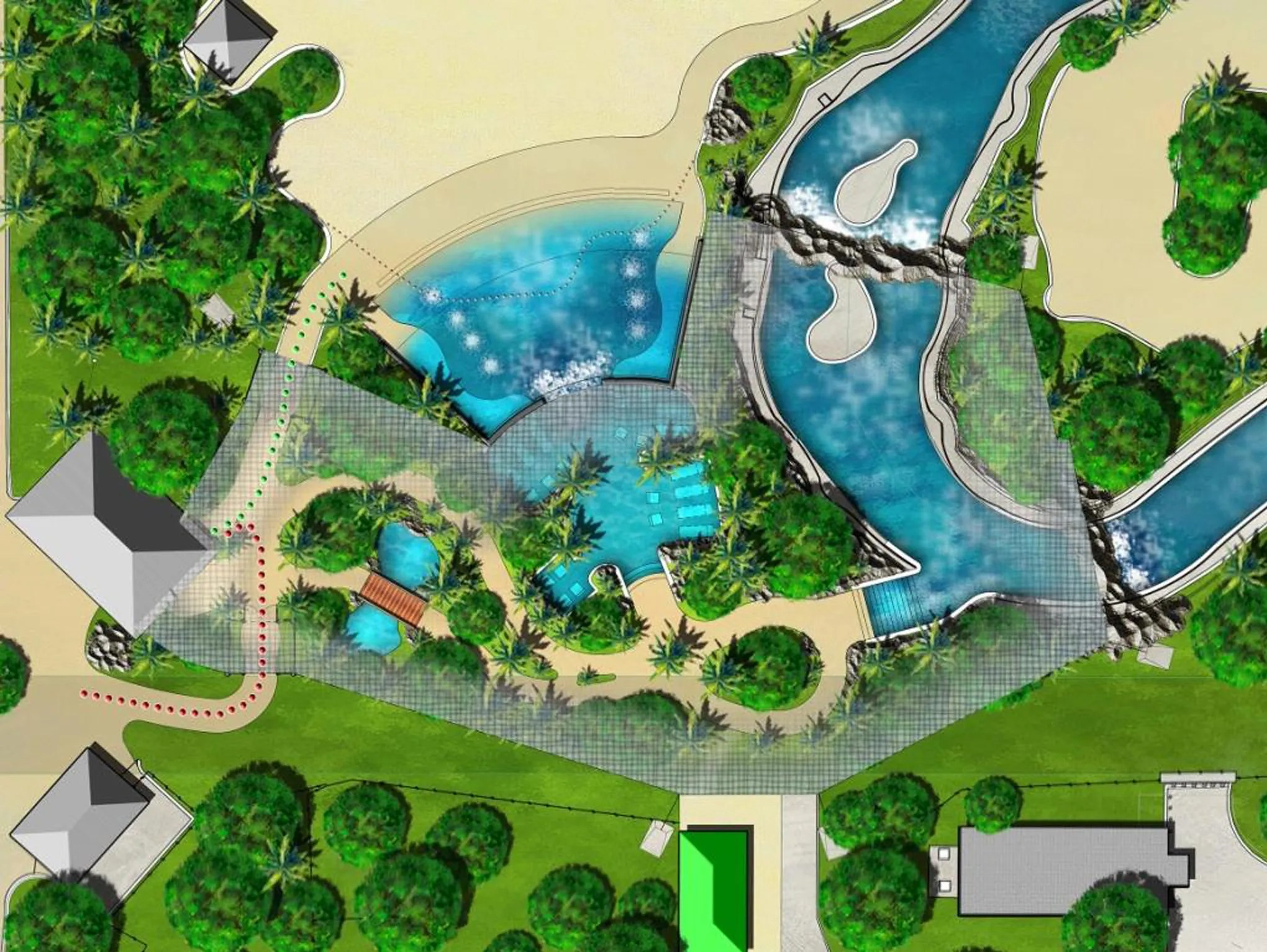 Spectacular New Water Park Attractions For 2014
