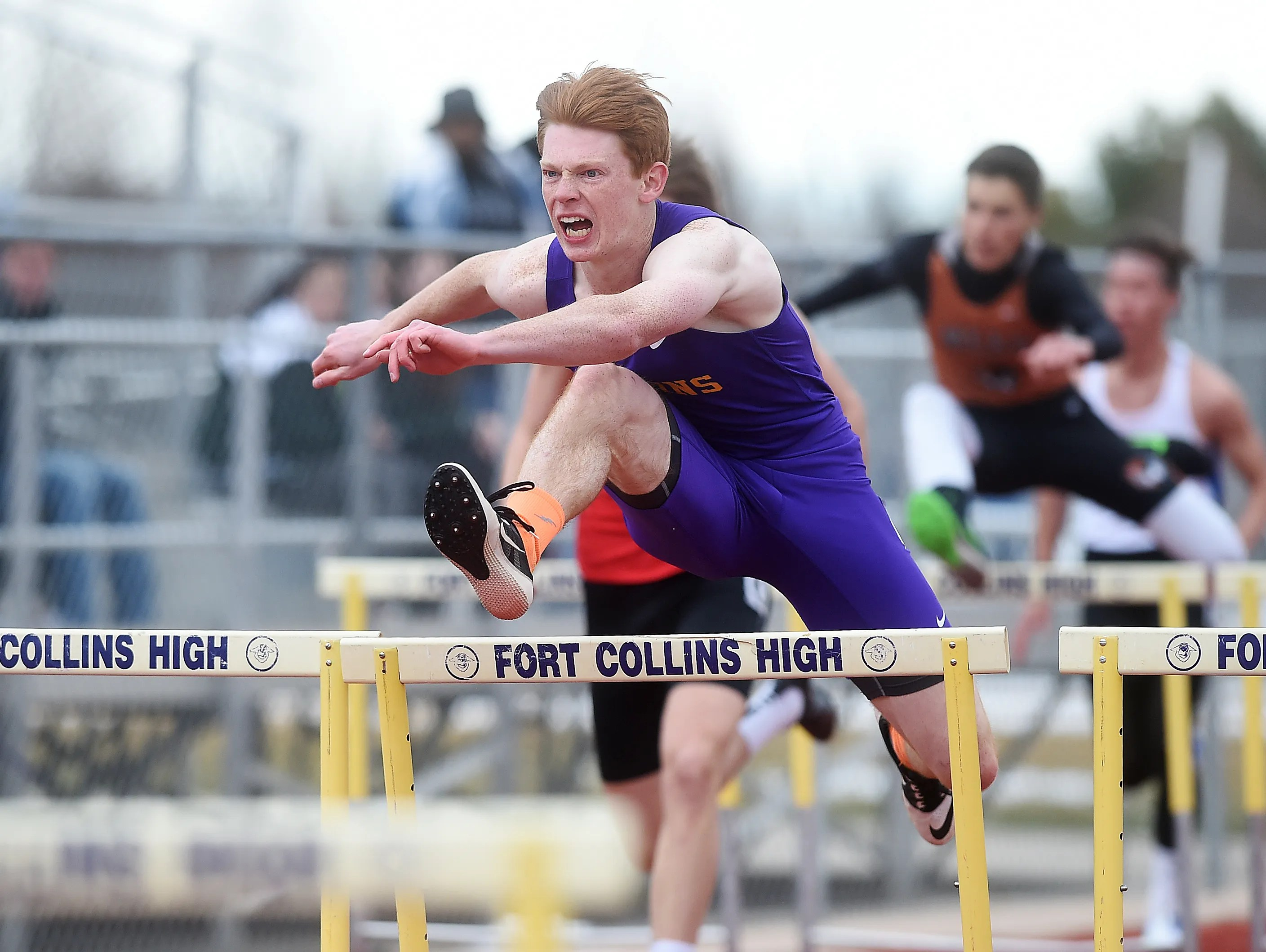 1fa89899acd Fort Collins track teams win Runners Roost Invitational