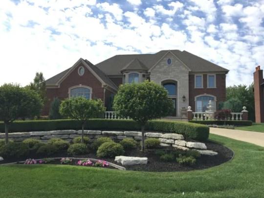 The Rochester Hills home of Al Iacobelli