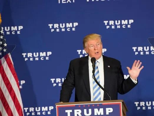 Trump's Gettysburg address outlines first 100 days