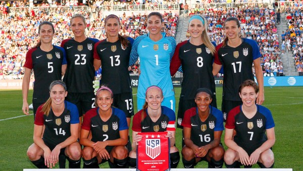 Judge: U.S. women's soccer team bound by no-strike clause