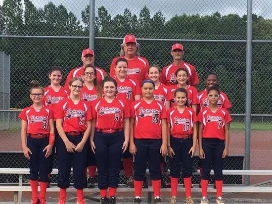 Fairview Ponytails win District 3 Softball Championship