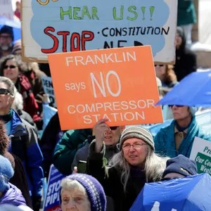 Pipeline would wreak destruction on property