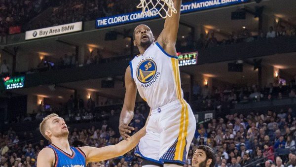 Kevin Durant dominates, scores game-high 39 as Warriors ...
