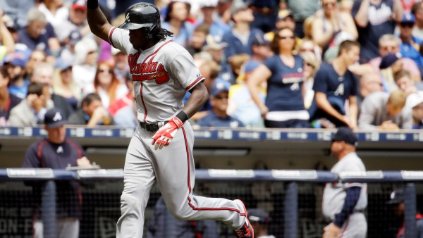 Maybin extends hit streak to 8 games