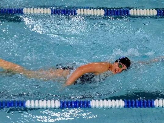 New Oxford vs Dallastown swimming