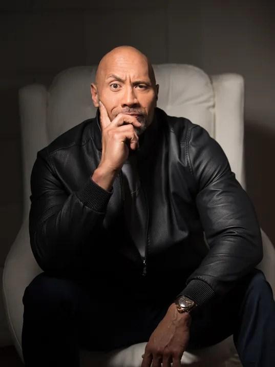 Dwayne 'The Rock' Johnson hits full smolder power in 'Jumanji'