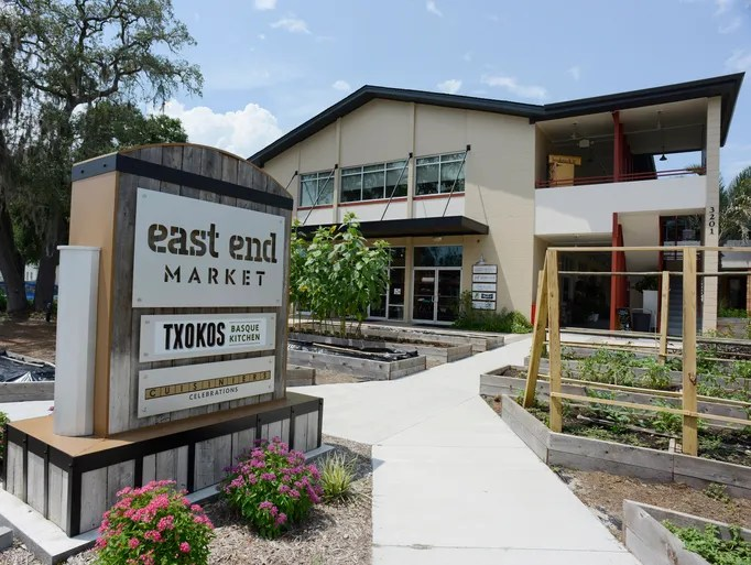 East End Market showcases Central Florida food artisans and other merchants in Orlando's Audubon Park neighborhood.
