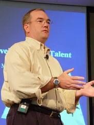 Craig Dolezal, senior vice president in Aon Hewitt's