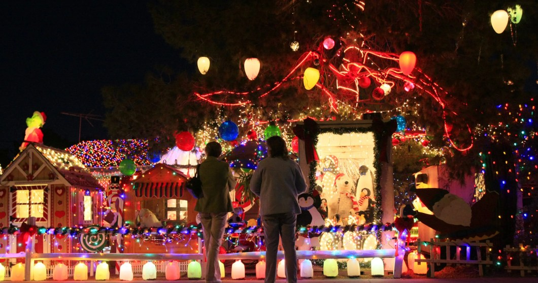 Christmas Lights Map Phoenix 2017 | Christmaswalls.co