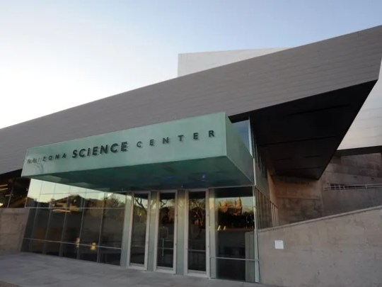 The Arizona Science Center's Science with a Twist is
