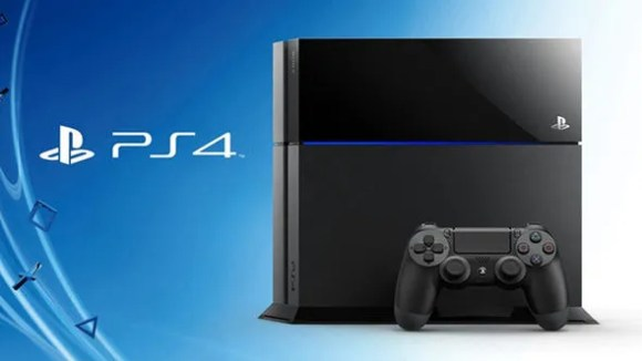 The PlayStation 4 gaming system, from Sony Electronics