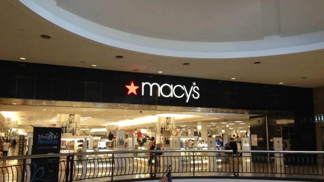 Macys Department Store Online Shopping