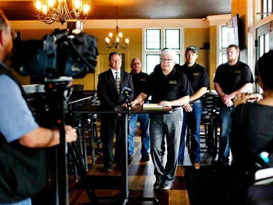 Brewvino buys Grandview Golf Course Presser