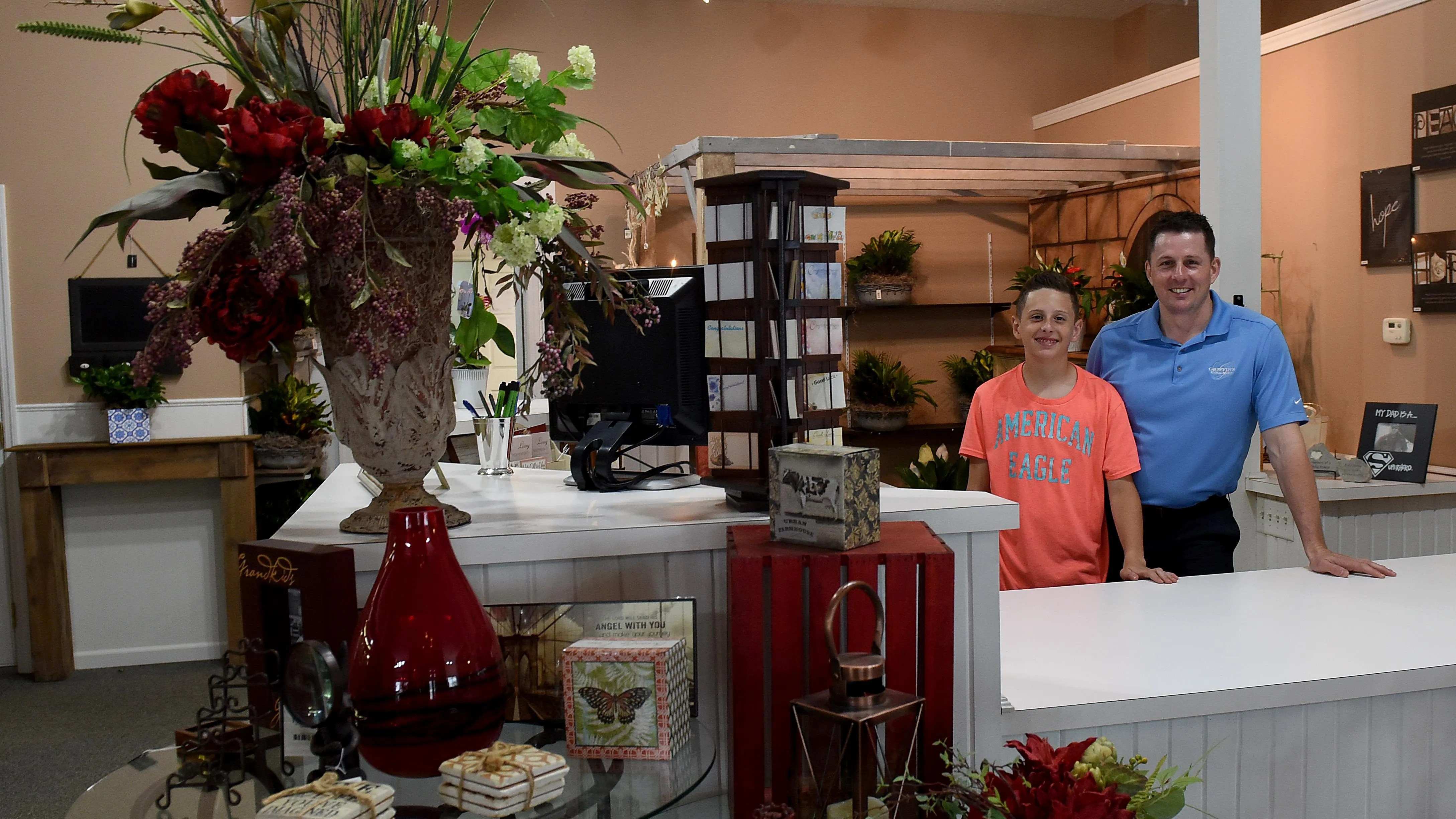CEO Profile – Russ Griffin, Griffin's Floral Design