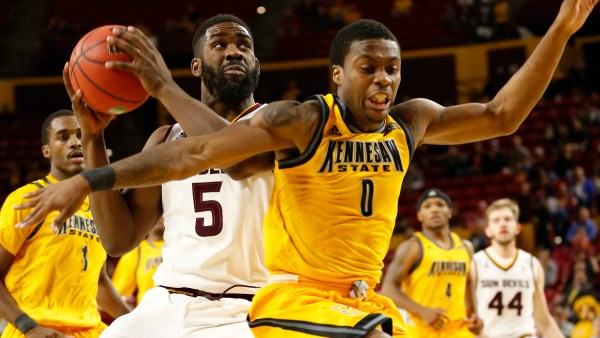 ASU men's basketball routs Kennesaw State