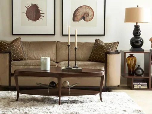 Transitional design gives rooms a fresh new look, mixing