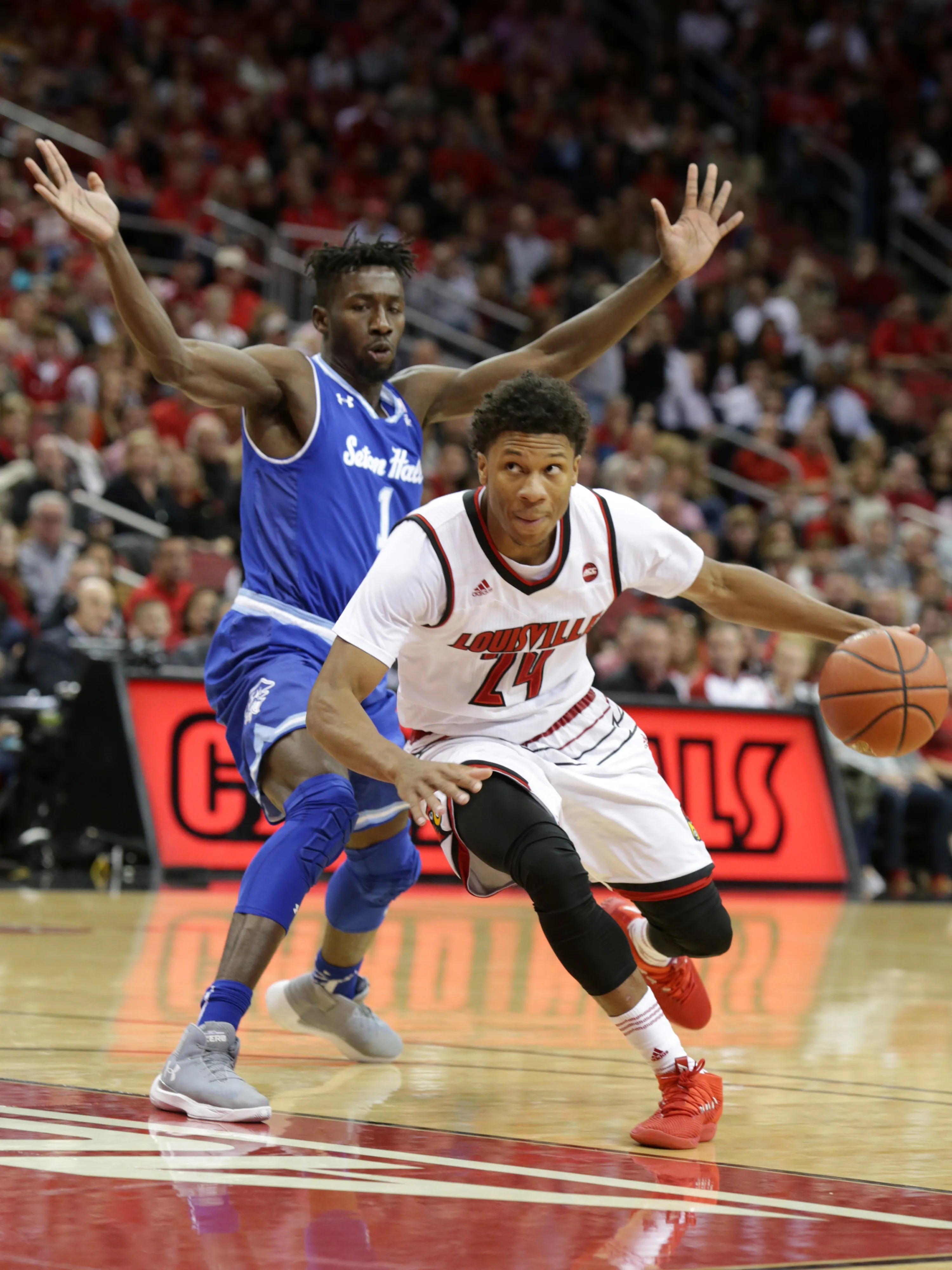 Louisville basketball releases 2018-19 nonconference schedule