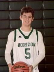 Henry Walsh, from Phoenix Horizon, is the Arizona Sports