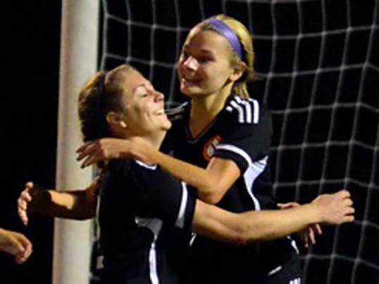 Northeastern vs Central York girl's soccer