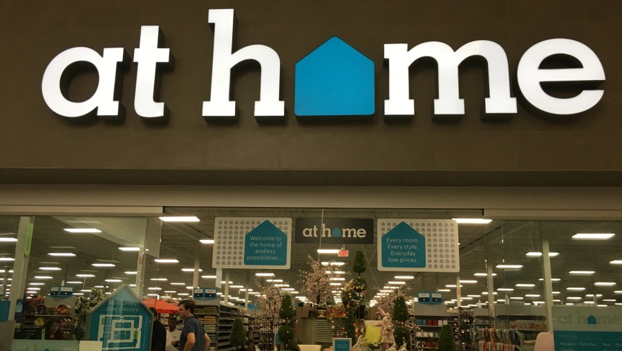 At Home superstore opens inside Eastdale Mall Home decor superstore At Home opened Wednesday inside
