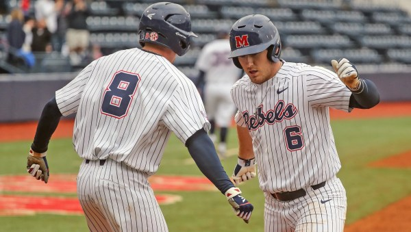 No. 5 Ole Miss rallies late for series-opening win against ...