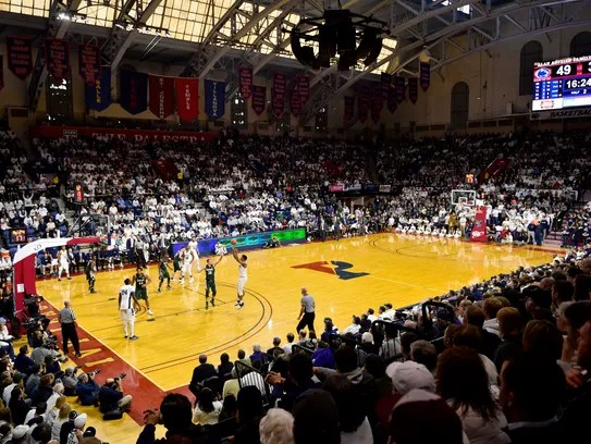 College basketball's cathedral, the Palestra, celebrates ...